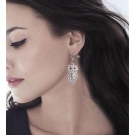 Mode et boucles d'oreilles