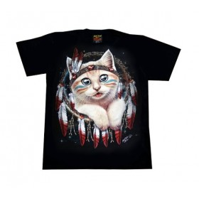 Chat t-shirt