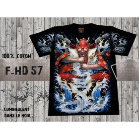 T-shirt oni des eaux