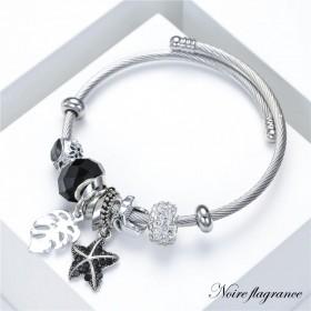 Bracelet flagrance noir