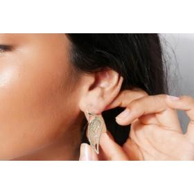 Boucles d'oreilles légères