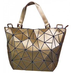 Sac transformable shopping bag or
