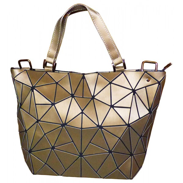Sac transformable shopping bag or
