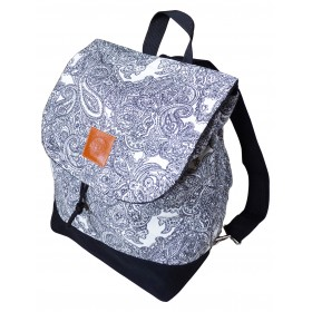 Sac à main transformable art of Doodling