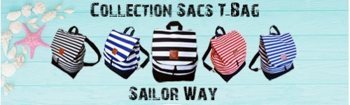 Sacs T-Bags Sailor Way